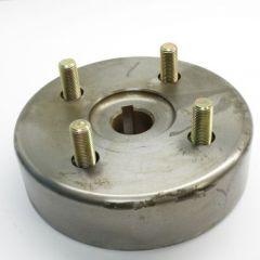 Scag 461438 Wheel Hub For Band Brake