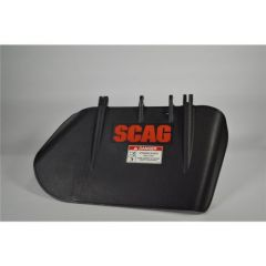 Scag 462031 Discharge Chute with  Tag, SMFZ/SMZL-48