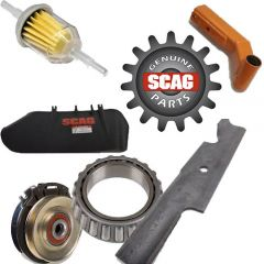 Scag 46162 Bushing and Key Assembly