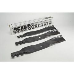 Scag ELIM-48 ELIMINATOR Blade Set (Boxed Set = 3 of 483316)