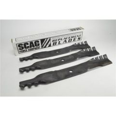 Scag ELIM-52 ELIMINATOR Blade Set (Boxed Set = 3 of 483317)