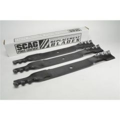 Scag ELIM-61 ELIMINATOR Blade Set (Boxed Set = 3 of 483318)