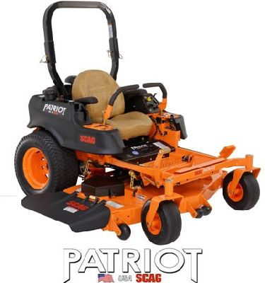 Find Scag Patriot Parts with this easy to use Parts Lookup. Great Prices and Free Shipping on Part Purchases totaling $50 or more.  Buy Scag Mower Partsonline today.
