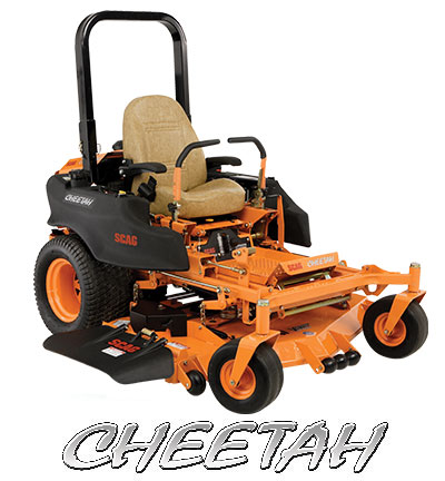 Find out more about the Scag Cheetah. Info on Scag Cheetah Lawn Mowers, Parts and Accessories